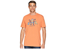 Life is Good Living Large Camp Crusher Tee