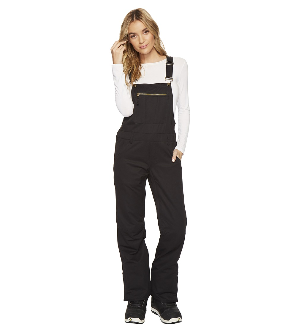 686 Black Magic Insulated Overall (Black) Women's Overall...