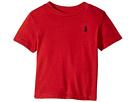 Ralph Lauren Baby Cotton Jersey Crew Neck T-Shirt (Infant)