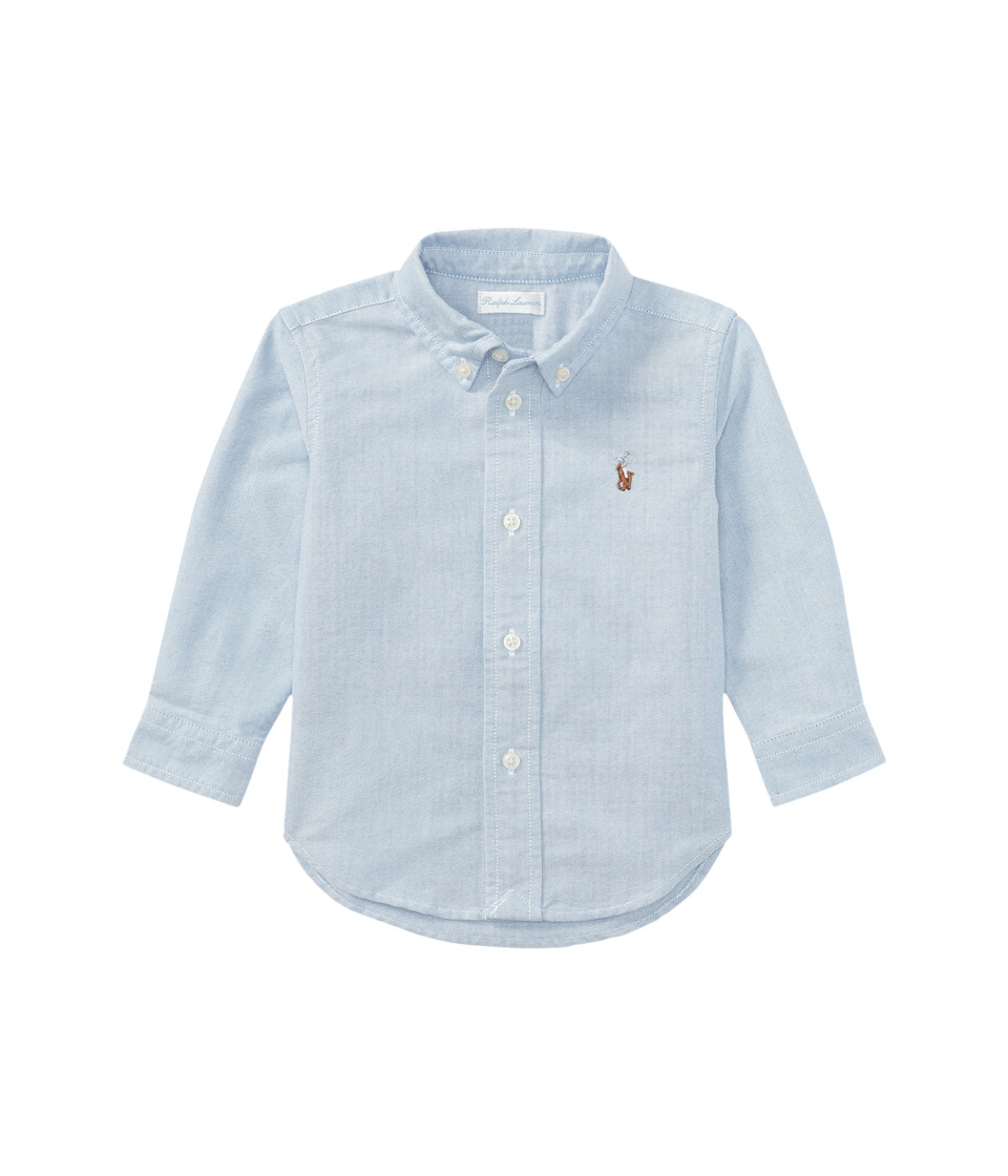Ralph Lauren Baby - Cotton Oxford Sport Shirt