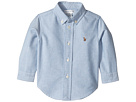 Ralph Lauren Baby Cotton Oxford Sport Shirt (Infant)