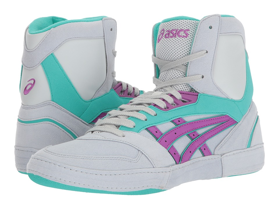 Asics International Lyte (Glacier Grey/Orchid/Atlantis) M...