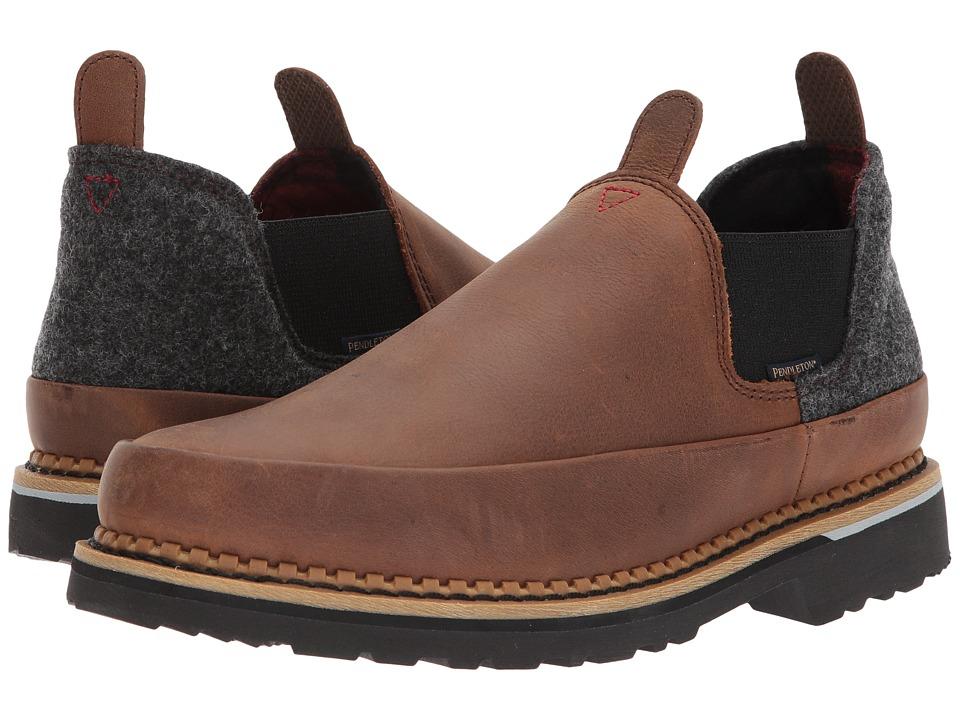 Georgia Boot - Pendleton Romeo (Brown/Dark Grey) Mens Boots