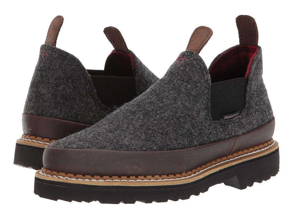Georgia Boot - Pendleton Romeo (Brown/Dark Grey) Womens Boots
