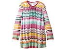 Missoni Kids Knit Zigzag Dress (Toddler/Little Kids)