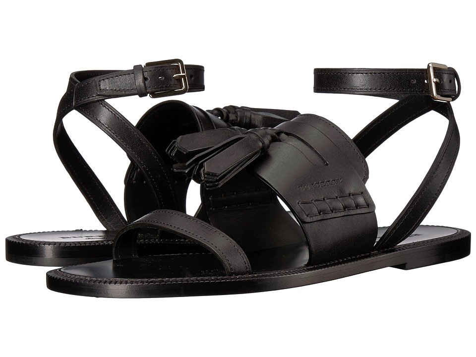 Burberry - Bethany (Black) Women's Sandals
