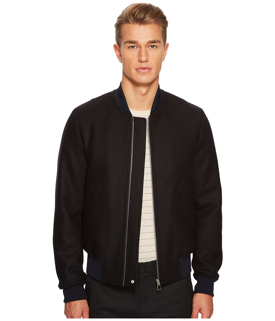 Paul Smith - Cashmere Blend Bomber Jacket
