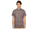 Paul Smith Abstract Print Short Sleeve Shirt