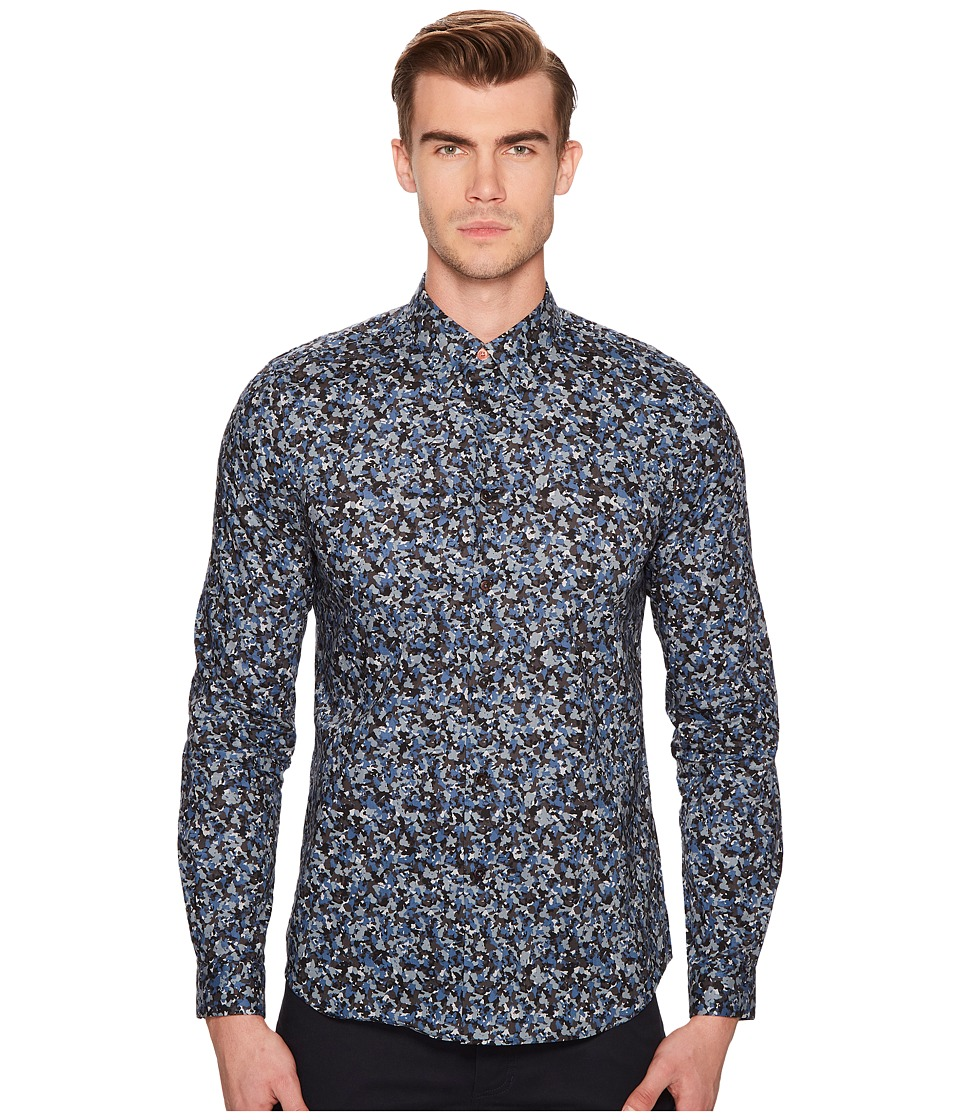 Paul Smith - Abstract Print Shirt
