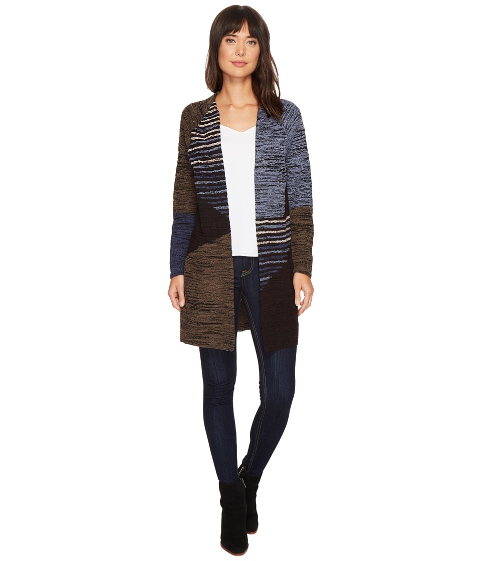 Nic+Zoe Layover Cardy (Multi) Women's Sweater