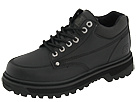 SKECHERS - Mariner (Black Oily Leather) - Footwear