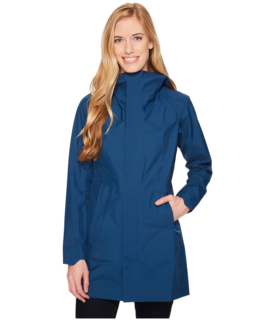 Arc'Teryx Codetta Coat (Poseidon) Women's Coat