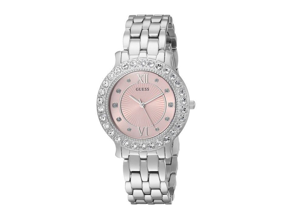 GUESS - U1062L2 (Silver) Watches