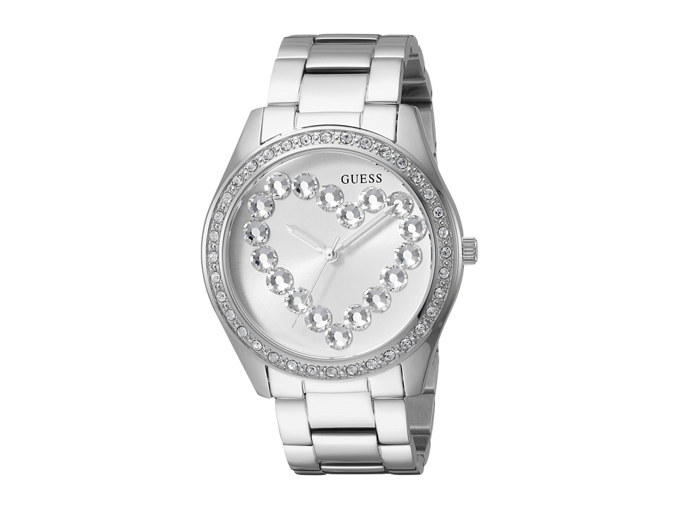 GUESS - U1061L1 (Silver) Watches