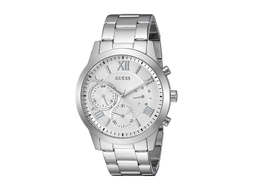 GUESS - U1070L1 (Silver) Watches