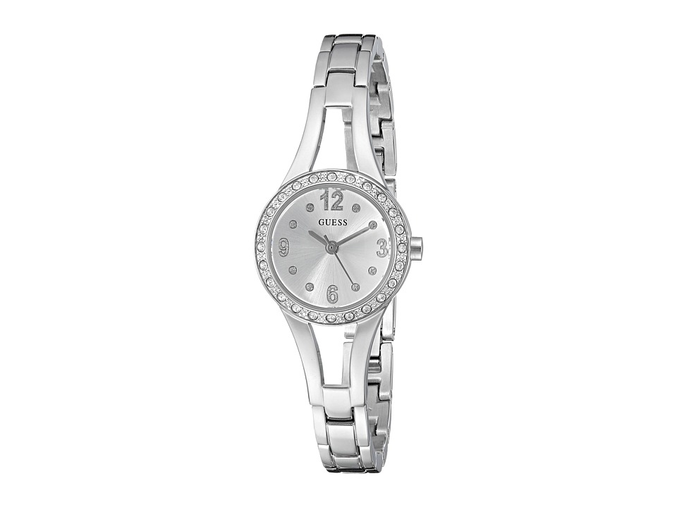 GUESS - U1034L1 (Silver) Watches