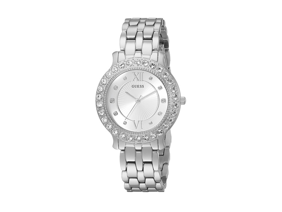 GUESS - U1062L1 (Silver) Watches