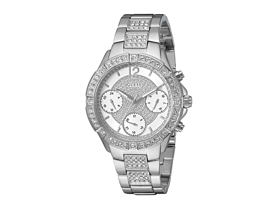 GUESS - U1071L1 (Silver) Watches