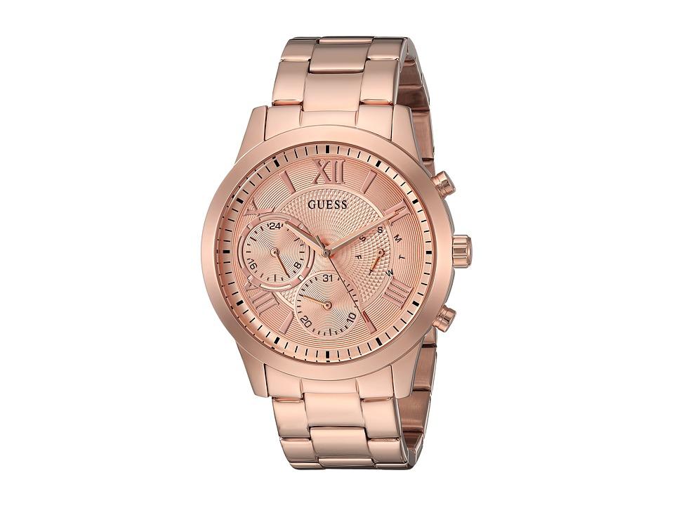 GUESS - U1070L3 (Rose Gold/Bronze) Watches