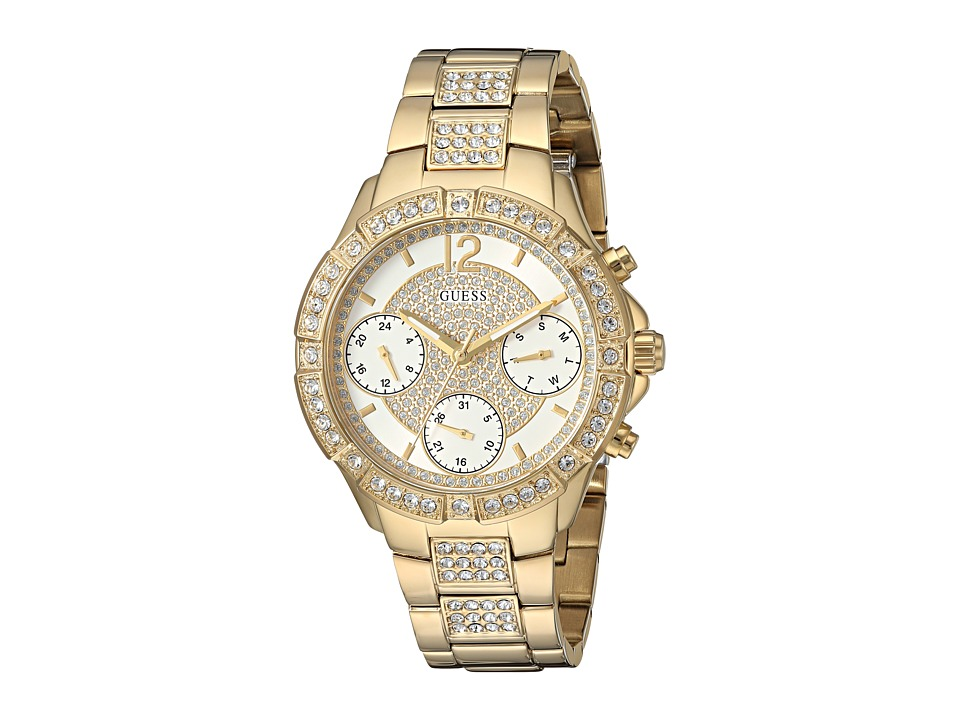 GUESS - U1071L2 (Gold) Watches