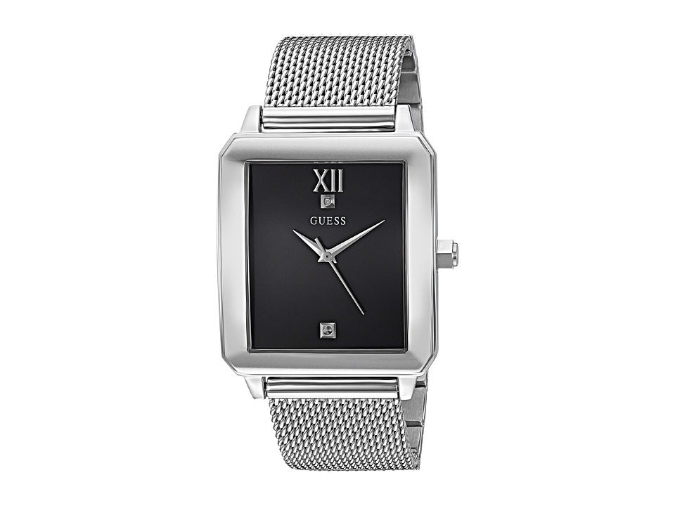 GUESS - U1074G1 (Silver) Watches