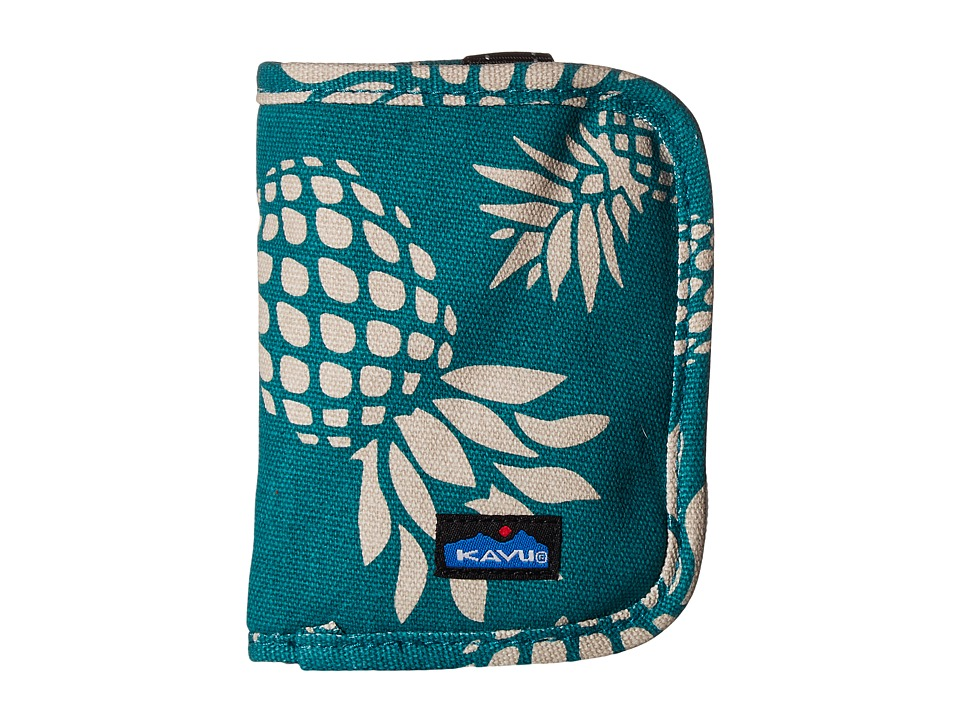 KAVU - Zippy Wallet (Pineapple Passion) Bags