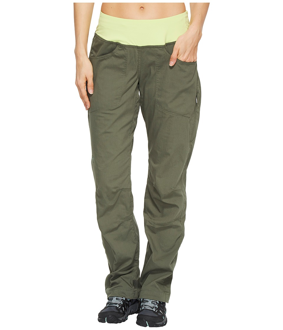 Arc'Teryx Levita Pants (Shorepine) Women's Casual Pants