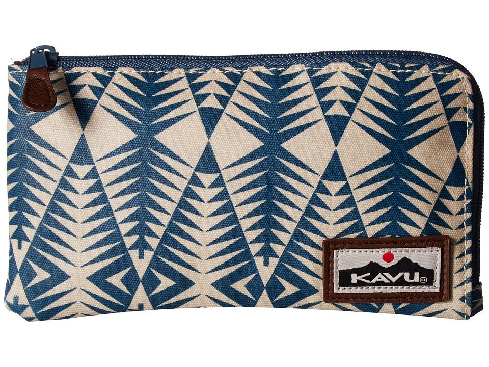 KAVU - Cammi Clutch (Diamondback) Clutch Handbags