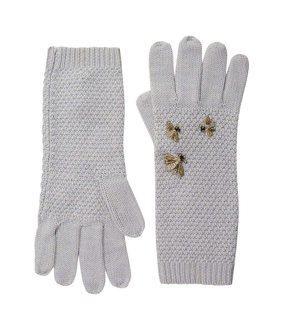 BCBGMAXAZRIA The Bees Knees Gloves (Dusk) Extreme Cold Weather Gloves