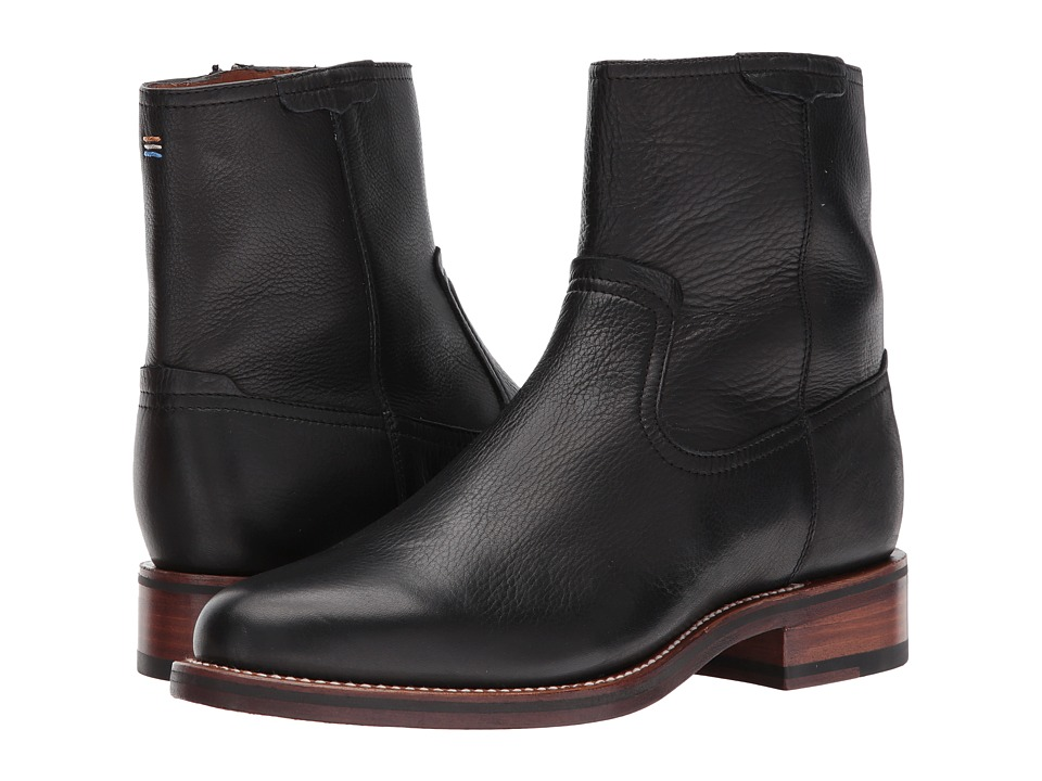Two24 by Ariat - Santa Fe (Black) Men's Pull-on Boots