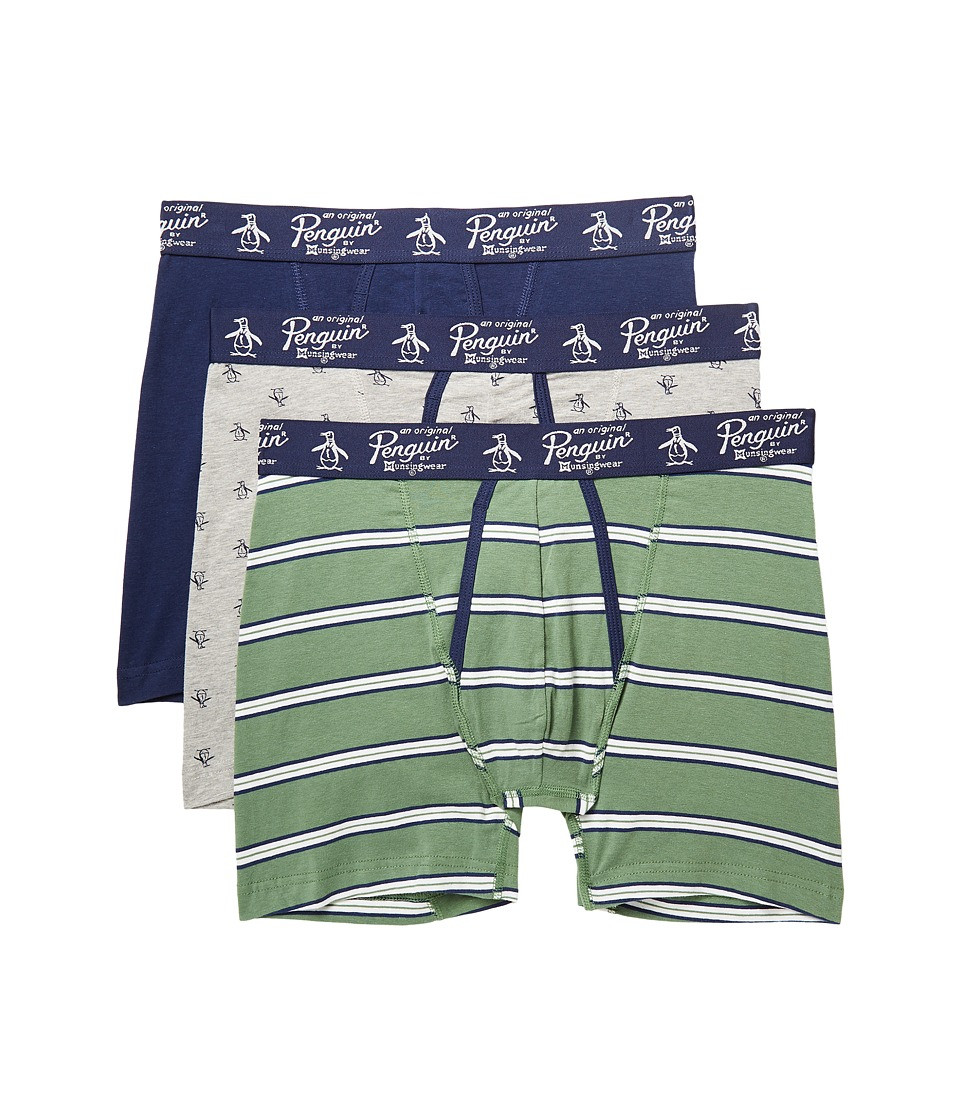 Original Penguin - 3-Pack Fashion Boxer Brief