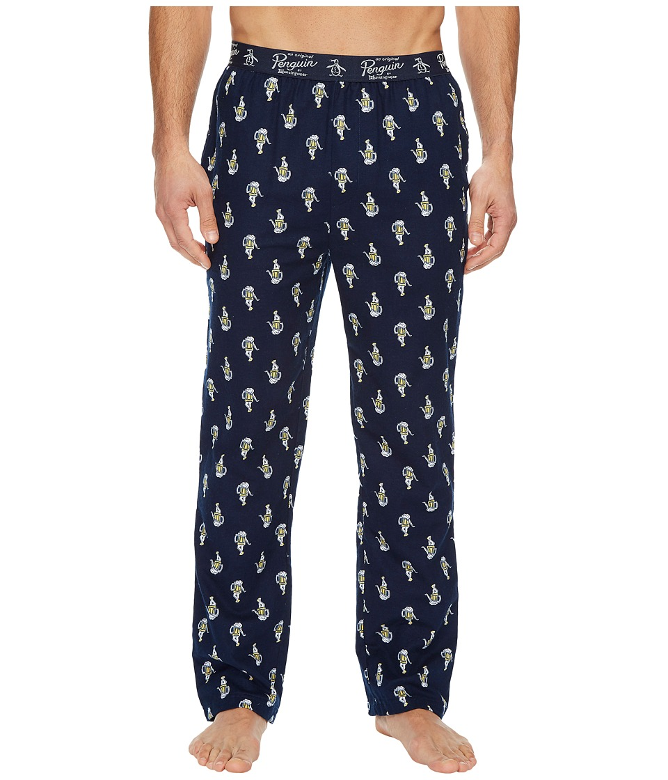 Original Penguin - Beer Lady Single Fleece Pants