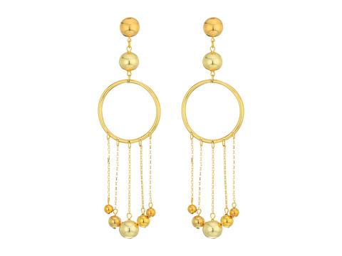 Vanessa Mooney The Loren Earrings - Gold