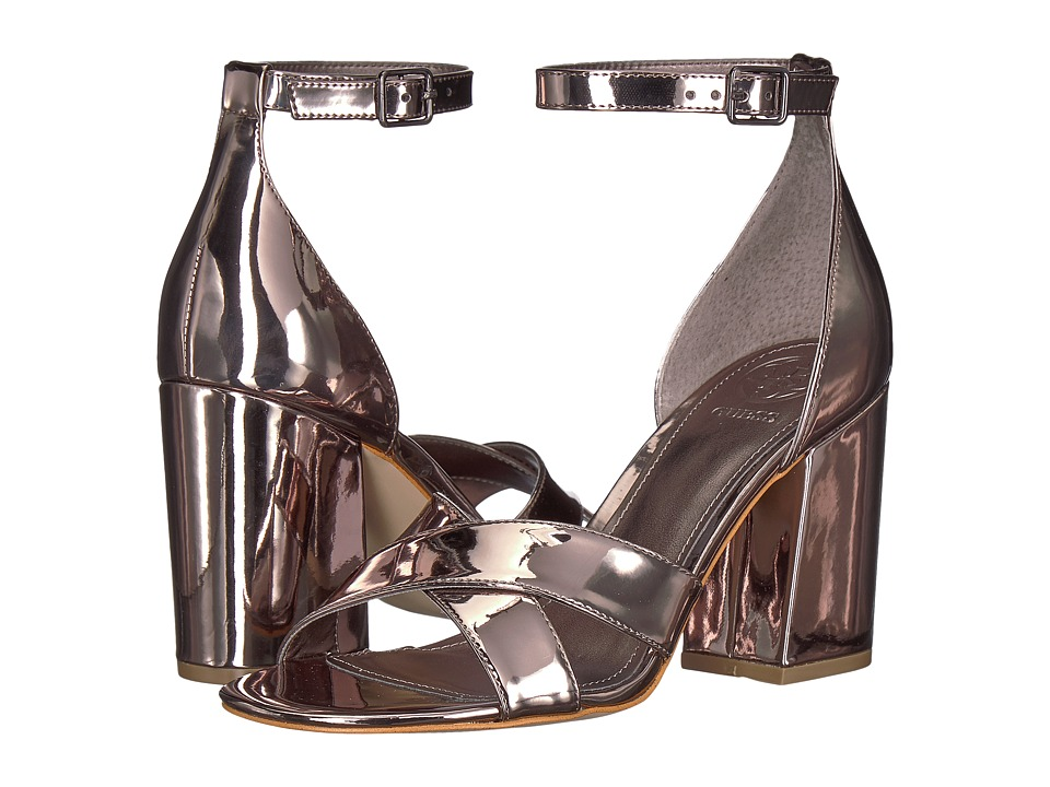 GUESS - Dalla (Pewter Synthetic) High Heels