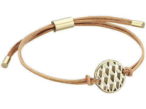 Fossil Signature Pattern Round Bracelet - Natural/Nude