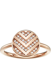 Fossil - Chevron Glitz Ring