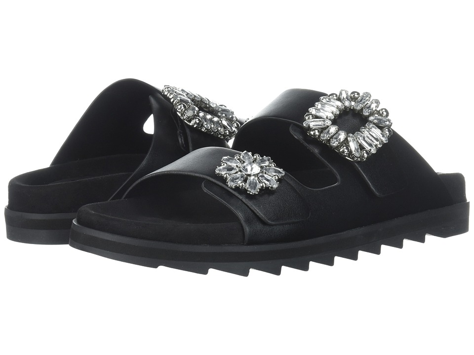 GUESS - Cambrie (Black Synthetic) Women's Sandals