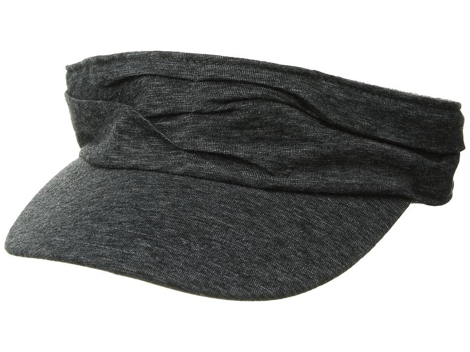 Pistil - Lizzie Visor (Charcoal) Caps