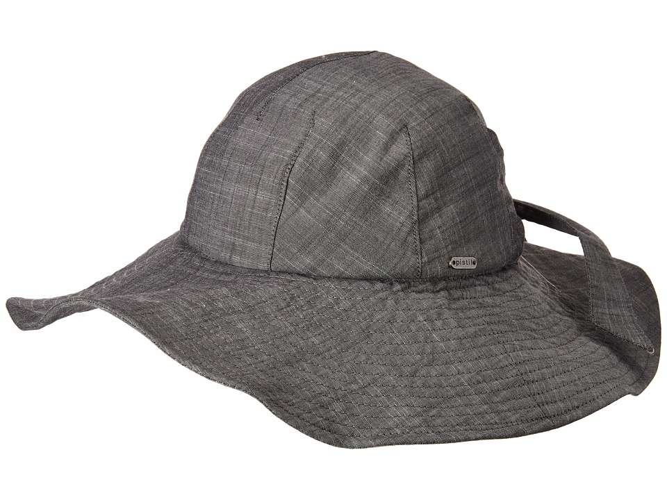 Pistil - Poolside (Charcoal) Caps