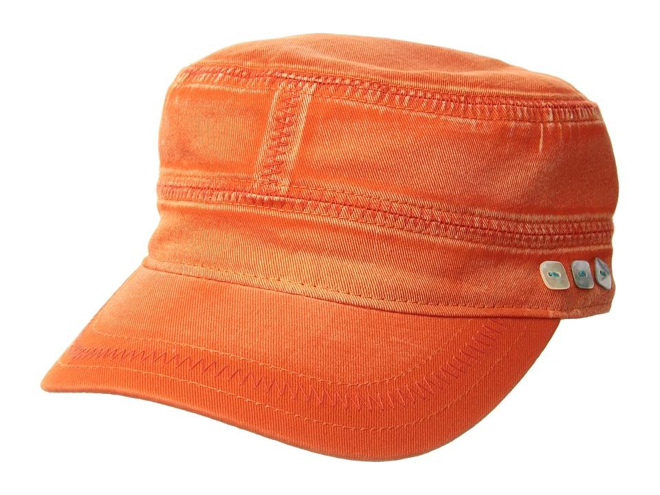Pistil - Ronnie (Orange) Caps