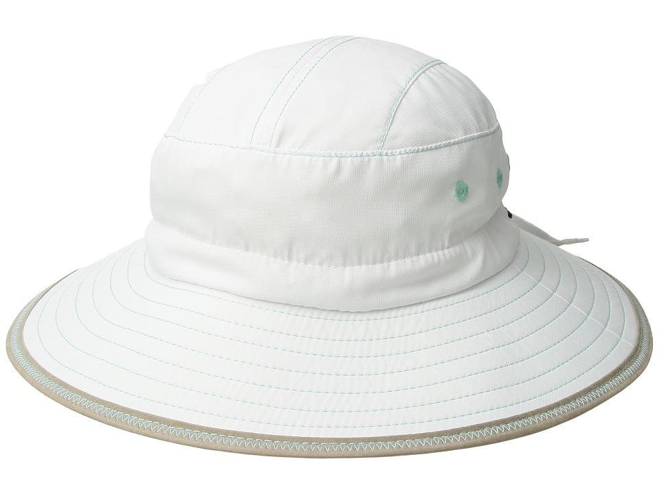 PISTIL Marisa Sun Hat (Ivory) Caps