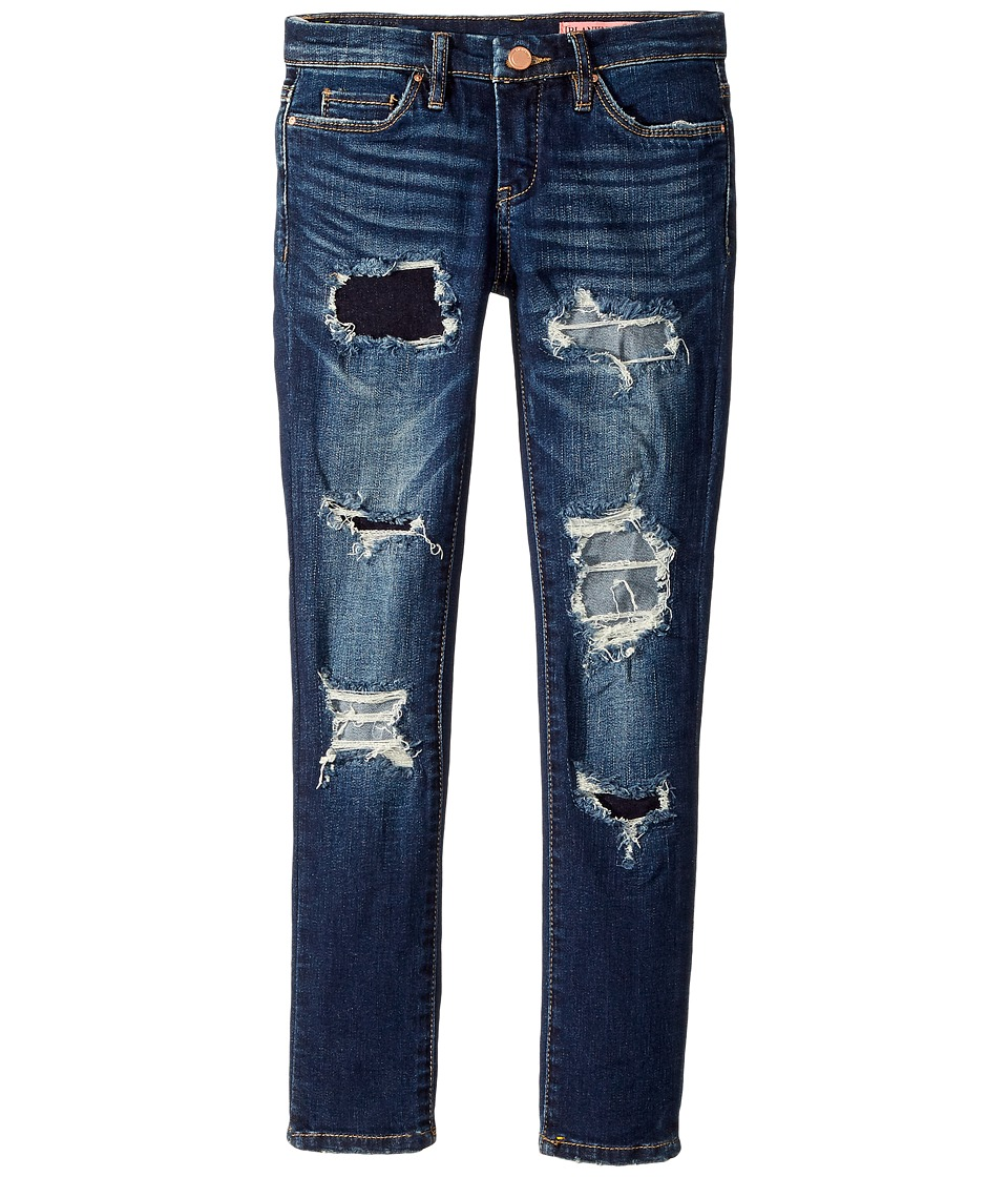 Blank NYC Kids Denim Distressed Skinny Jeans in Cult Classic (Big Kids) (Cult Classic) Girl