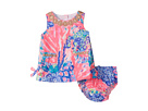 Lilly Pulitzer Kids Lilly Shift Dress (Infant)