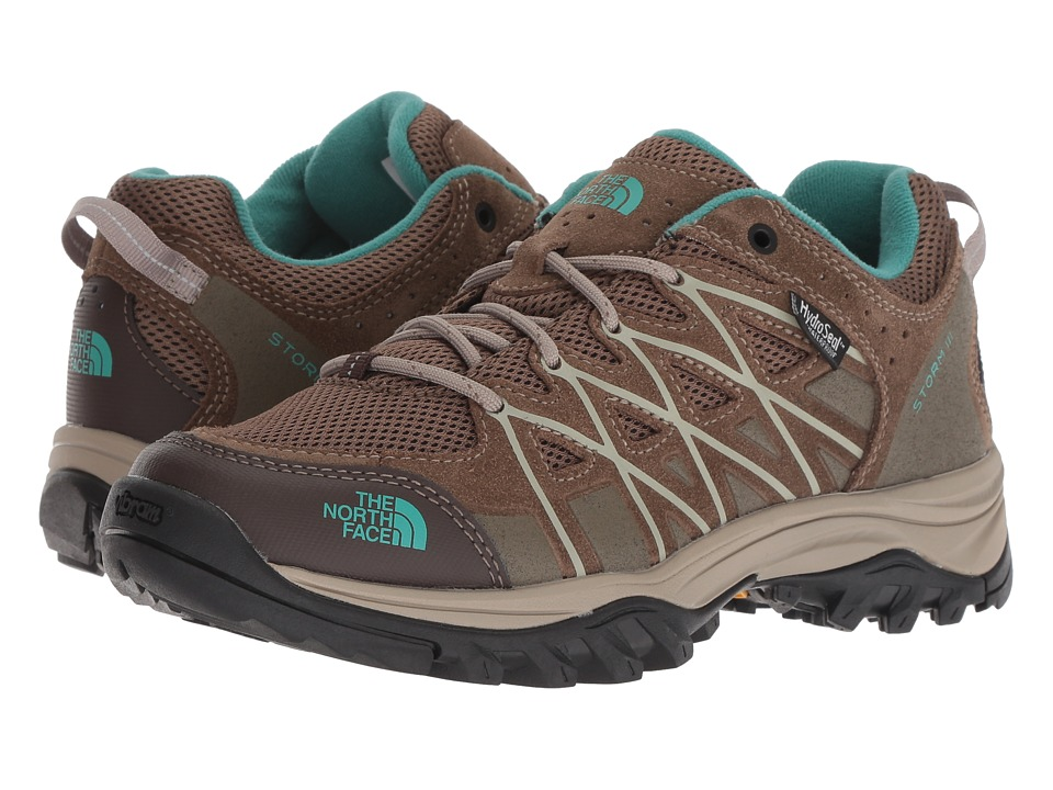 The North Face Storm III WP (Cub Brown/Crockery Beige) Women's Shoes