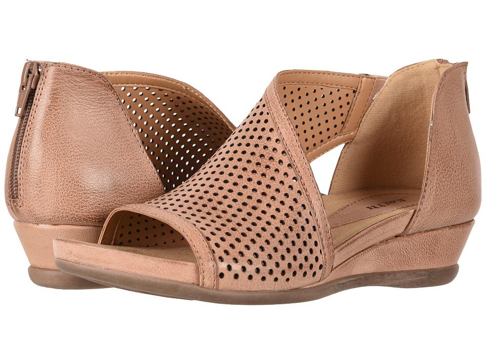 Earth Venus (Blush Tumbled Leather) Women's Shoes