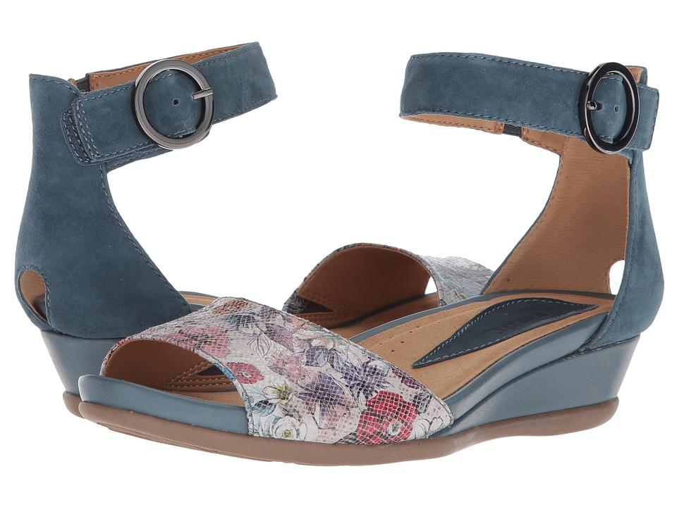 Earth Shoes Hera Blue Sale