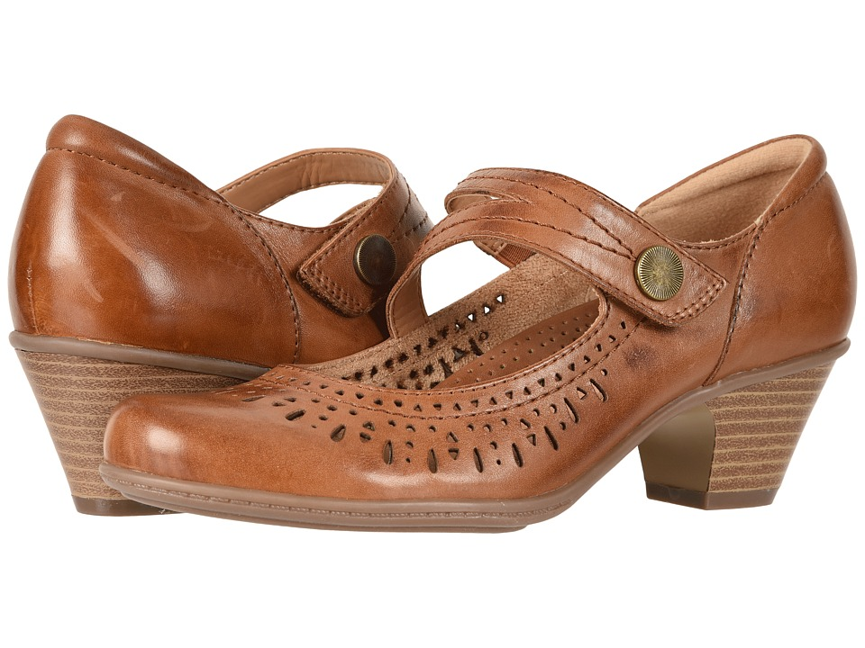 Earth Dione (Alpaca Soft Burnished Leather) Women's Shoes