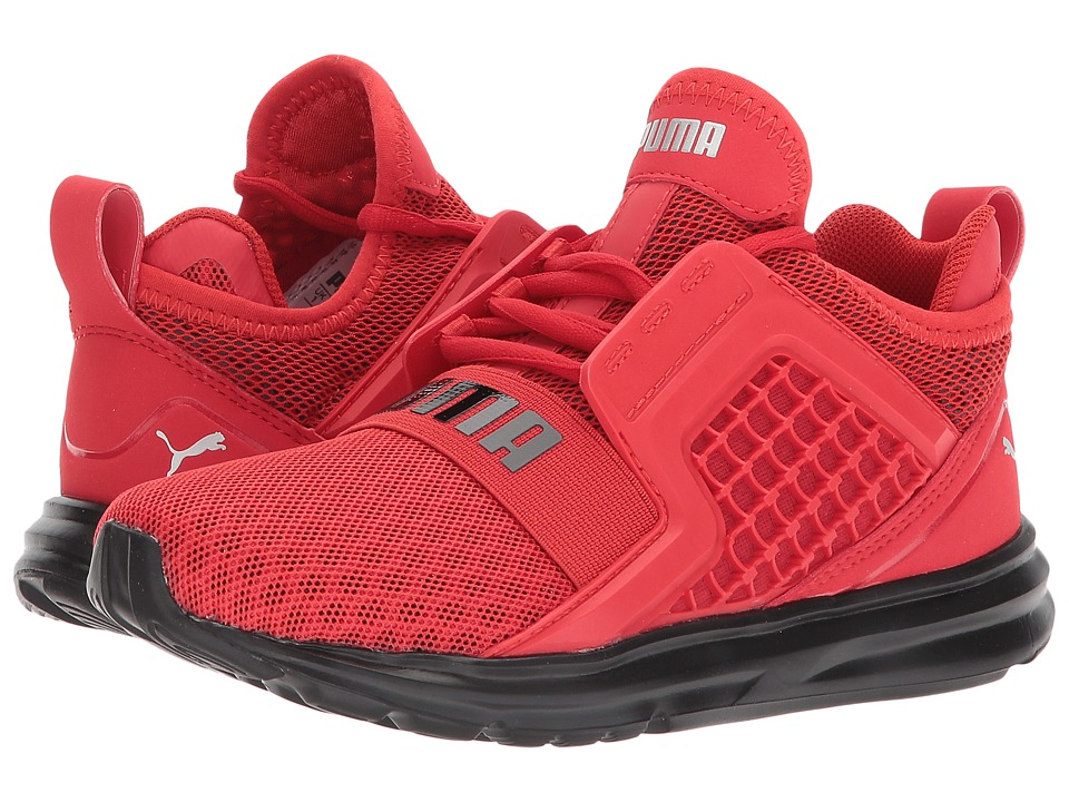 Puma Kids Limitless (Little Kid) (High Risk Red) Boys Shoes