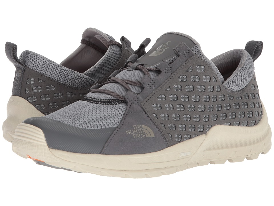 The North Face - Mountain Sneaker (Zinc Grey/Griffin Grey) Mens Lace up casual Shoes
