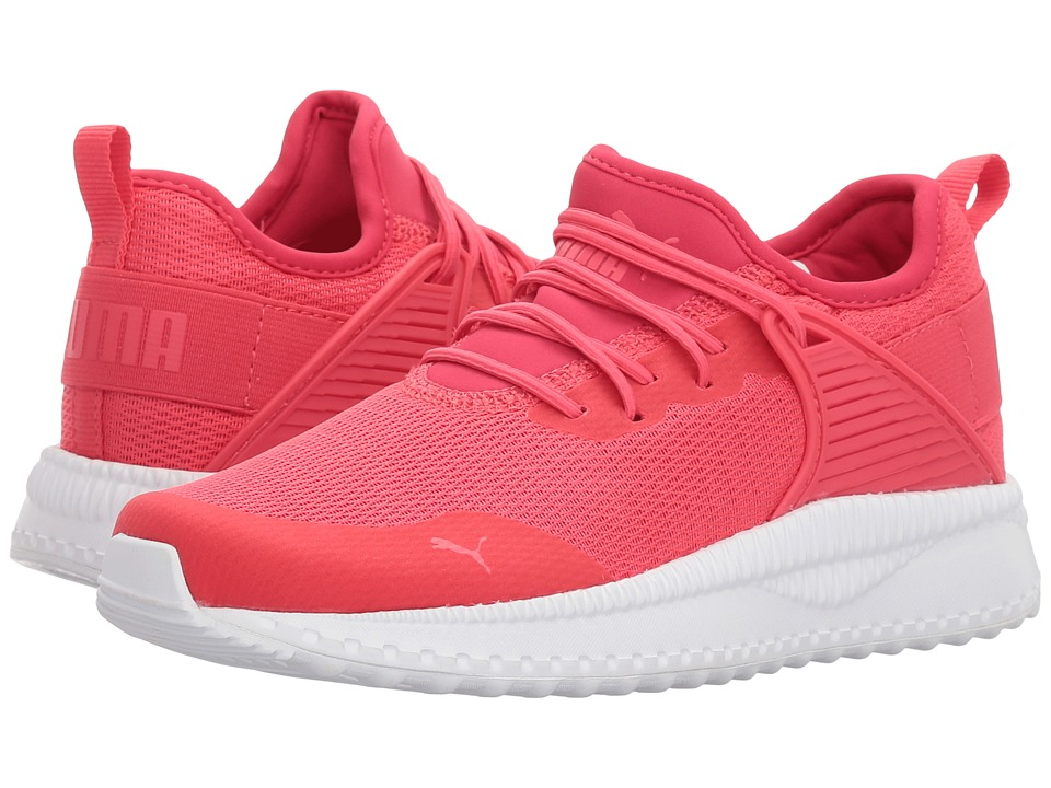 Puma Kids - Pacer Next Cage AC (Little Kid) (Paradise Pink/Paradise Pink) Girls Shoes